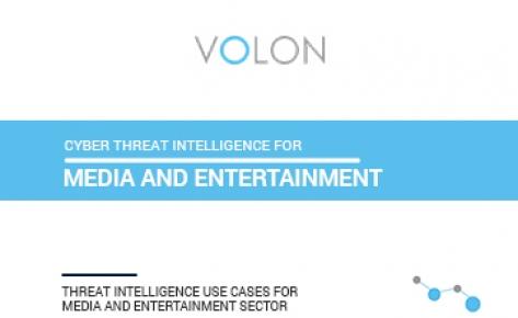 Cyber Threat Intelligenceuse Case–Media & Entertainment